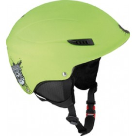 Helmet Ski Rossignol Free Neon Green