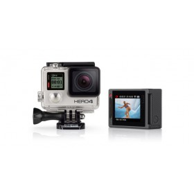 GO PRO HERO 4 SURF SILVER EDITION